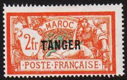 1923. TANGER 2 Fr.  (Michel: 17) - JF191279 - Briefmarken