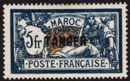 1923. TANGER 5 Fr.  (Michel: 18) - JF191280 - Briefmarken
