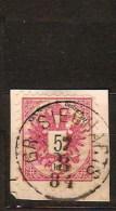 Austria Stempellot Gross Siegharts NOe .. P121 - 1850-1918 Imperium
