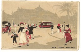 S4131 - Nice (casino Municipal) - Monumenten, Gebouwen