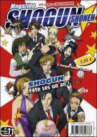 Shogun Shonen T11 - Collectif Manga Français - Les Humanoïdes Associés - Mangas