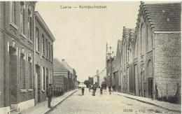 CUERNE - Kortrijkschestraat - Uitg. Depoortere 16189 - Feldpost Courtrai 1914 - Kuurne