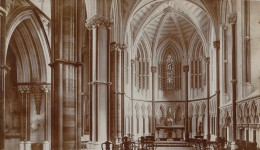 ROYAUME UNI - Angleterre - ARUNDEL CASTLE - Domestic Chapel - Arundel