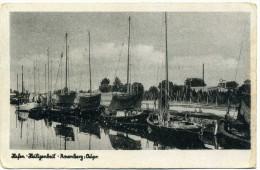 Heiligenbeil  - Hafen -  Rosenberg - Ostpreussen