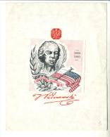 Poland Polska Polonia 1860 1960 Bojownik O Wolność Ignacy Jan Paderewski - Storia Postale