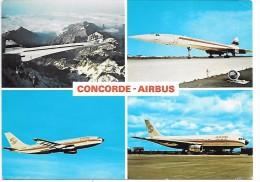 CONCORDE AIRBUS - 1946-....: Moderne