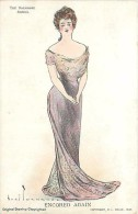 247131-Axel Tornrose, R.L. Wells 1907, Encored Again - Illustrators & Photographers