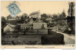 41 Chateau-Vieux Vue Générale- - France