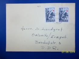 Finland: 1959 Card To D.D.R. (#H11) - Finnland
