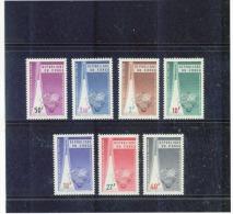 KONGO - Kinshasa , CONGO  , ** , MNH , Postfrisch ,  Mi.Nr. 214 - 220 - Dem. Republik Kongo (1964-71)