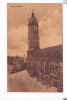 JENA Stadt Kirche - Jena