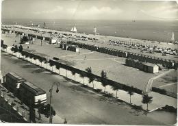 RICCIONE  Rimini  Lungomare E Spiaggia  Ed. Alterocca - Rimini