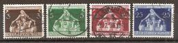 Mi. 617/620 O - Used Stamps