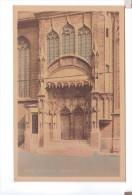 JENA Kirche  Portal - Jena