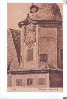 JENA Rathausuhr Schnapphans - Jena