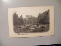 A353.  CPA. BELGIQUE. Chateau De Modave.  Beau Plan  . Non Ecrite - Modave