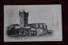 PERPIGNAN - L'Eglise ST JACQUES - Perpignan