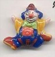 Fève Les Boutons Toufous 2004  Le Clown - Characters