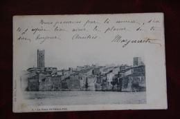 Le Vieux RIVESALTES - Rivesaltes