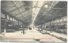 Auvelais S.A. Des Glaces Saint-Roch-Auvelais - Atelier De Doucissage Et Polissage - Spiegelglaswerke - Sambreville