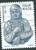 Italia 2013 ; Nascita Di Giovanni Boccaccio. - 6. 1946-.. Repubblica