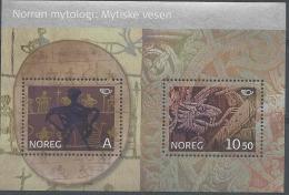Noorwegen, Yv Jaar, Postfris, MNH**, Zie Scan - Blocs-feuillets