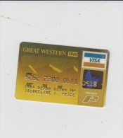 Bank Card  ATS8 - Cartes De Crédit (expiration Min. 10 Ans)