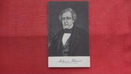 US President   Millard Fillmore==== 2162 - Personnages Historiques
