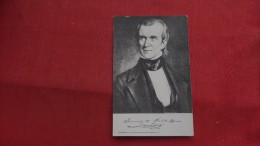 US President  James K. Polk  === 2162 - Personnages Historiques