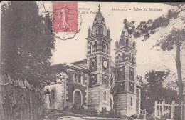 33---ARCACHON---église Du Moulleau----voir 2 Scans - Arcachon