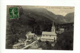 Cpa N° 1034 LE PETIT BORNAND LES GLIERES Village De L' Eglise - Ohne Zuordnung