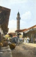 Turquie - Alexandrette - Minaret De La Mosquée - Turkey