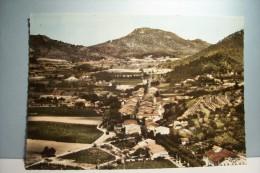 LA ROQUEBRUSSANNE   --- Vue Panoramique Aérienne     ( Pas De Reflet Sur L´original ) - La Roquebrussanne