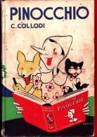 ITALIA - Usato - 1940 - Le Avventure Di Pinocchio - Carlo Collodi - Storia Di Un Burattino Illustrata Da Fiorenzo Faorzi - Bambini E Ragazzi