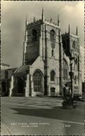 N° 282 PPP 347  WEST TOWERS PARISH CHURCH KINGS LYNN - Non Classés