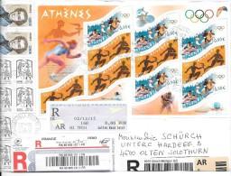 Frankreich: Bogen Olympische Sommerspiele Athen 2004 - Sommer 2004: Athen