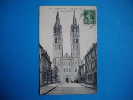CAEN  -  14  -  Eglise Saint Etienne   -  Abbaye Aux Hommes  -  Calvados - Caen