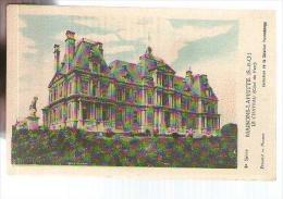 Jolie CP Ancienne 78 Maisons Laffitte Le Château Côté Du Parc - Coll. Pautauberge 4° Série - Maisons-Laffitte