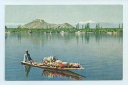 Dal Lake, Srinagar, Kashmir - India