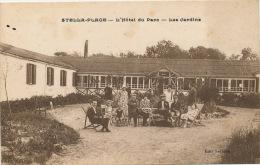 STELLA PLAGE - L'Hôtel Du Parc - Les Jardins (animation) - France