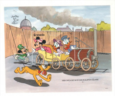 GRENADA & GRENADINES Euston Square 6$   Disney - Disney