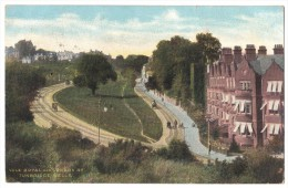 "Vale Royal & London Rd Tunbridge Wells - The ""National"" Series - Postmark Tunbridge Wells 1904 - Other"
