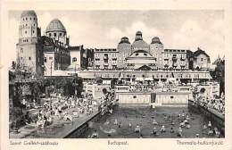 Budapest, Szent Gellert Szalloda, Thermallis Hullamfürdo - Hongrie