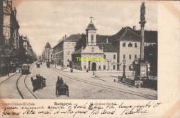 CPA BUDAPEST ST ROKUS SPITAL - Hungary