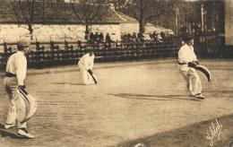 Pelote Basque - Au Pays Basque - Joueurs De Pelote à Chistera - Edition Marcel Delboy - Carte Yobled - Postcards