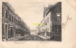 CPA WELKENRAEDT RUE LAMBERTS - Welkenraedt