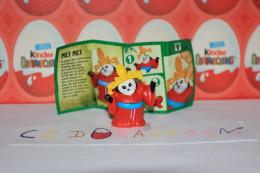 Kinder Surprise = Kung Fu Panda 3  = FS281 + Bpz Allemagne - Monoblocchi