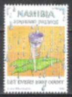 Namibia Südwestafrika SWA 1998 Umweltschutz Welttag Des Wassers Water Meteorologie Regenmesse, Mi. 932 ** - Namibie (1990- ...)