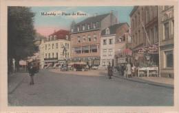 CPA - AK Malmedy Place De Rome Hotel Bei Eupen Verviers Monschau Liege Lüttich Aachen Simmerath Roetgen Lontzen Eifel - Eupen Und Malmedy