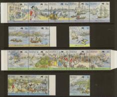 Australia 1987  Bicent'y Australian Settlement (issues 6/9).The First Fleet. MNH - Nuevos